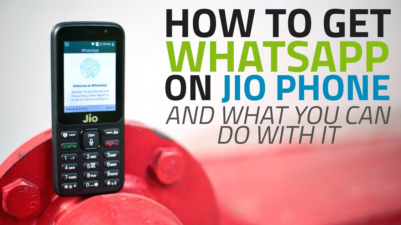 How to Get WhatsApp on Jio Phone | Features and Settings Explored