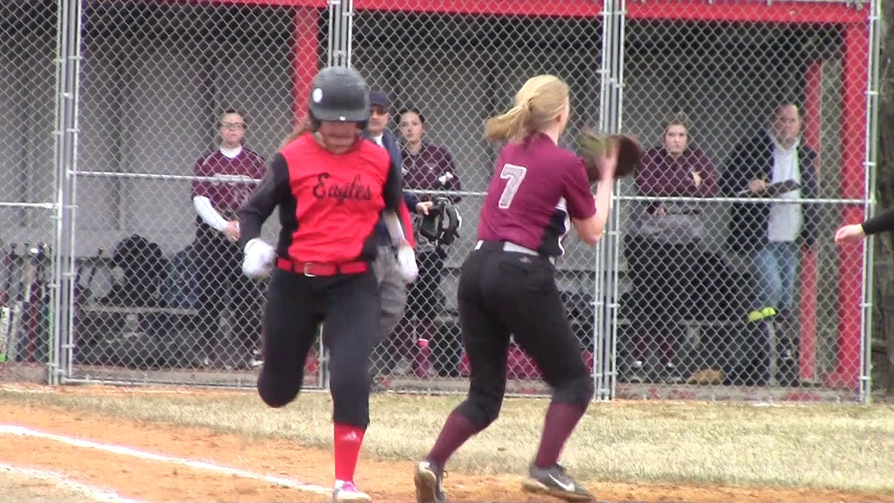 NCCS - Beekmantown Softball  4-13-18