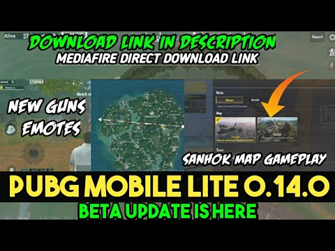Pubg Mobile Lite 0.14 0 Beta