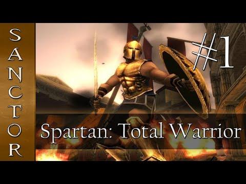 THIS IS SPARTA! - Spartan: Total Warrior w/Sanctor - Ep. 1
