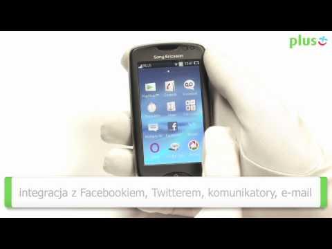 SONY ERICSSON TXT PRO - test recenzja Sony Ericssona txt pro