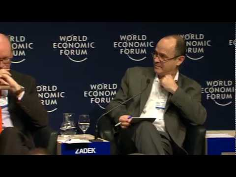 Davos Annual Meeting 2010 - Financing Low-Carbon Growth
