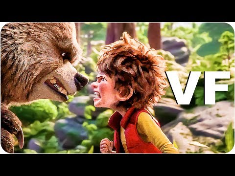 BIGFOOT JUNIOR Bande Annonce VF (2017) streaming vf