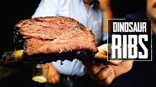 Costilla Ahumada (Beef Ribs, Texas) - Recetas del Mundo
