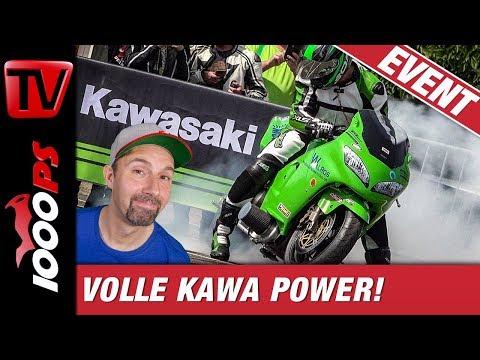 Kawasaki Days 2019 - Vauli probiert alles!