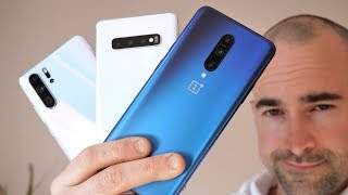 OnePlus 7 Pro Camera vs Samsung Galaxy S10 Plus vs Huawei P30 Pro