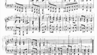 Jörg Demus plays Schumann Kinderszenen Op.15 - 6. Wichtige Begebenheit