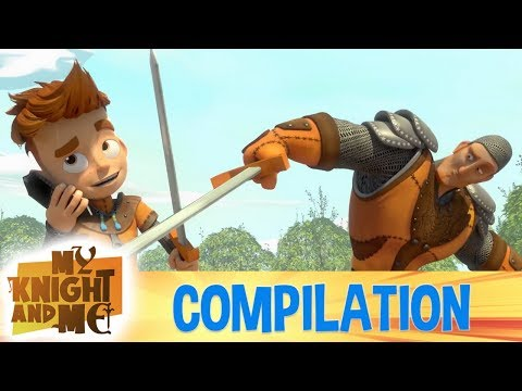 My Knight and Me - Summer Compilation [ 20 Minutes! ]