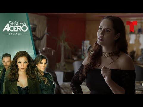 Señora Acero 4 | Capítulo 55 | Telemundo