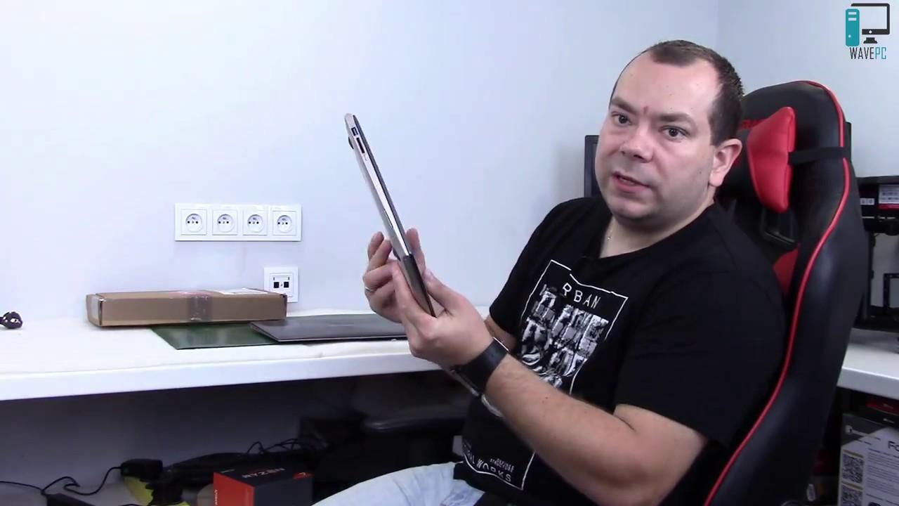 Wymiana klawiatury w Asus UX32V   no prawie