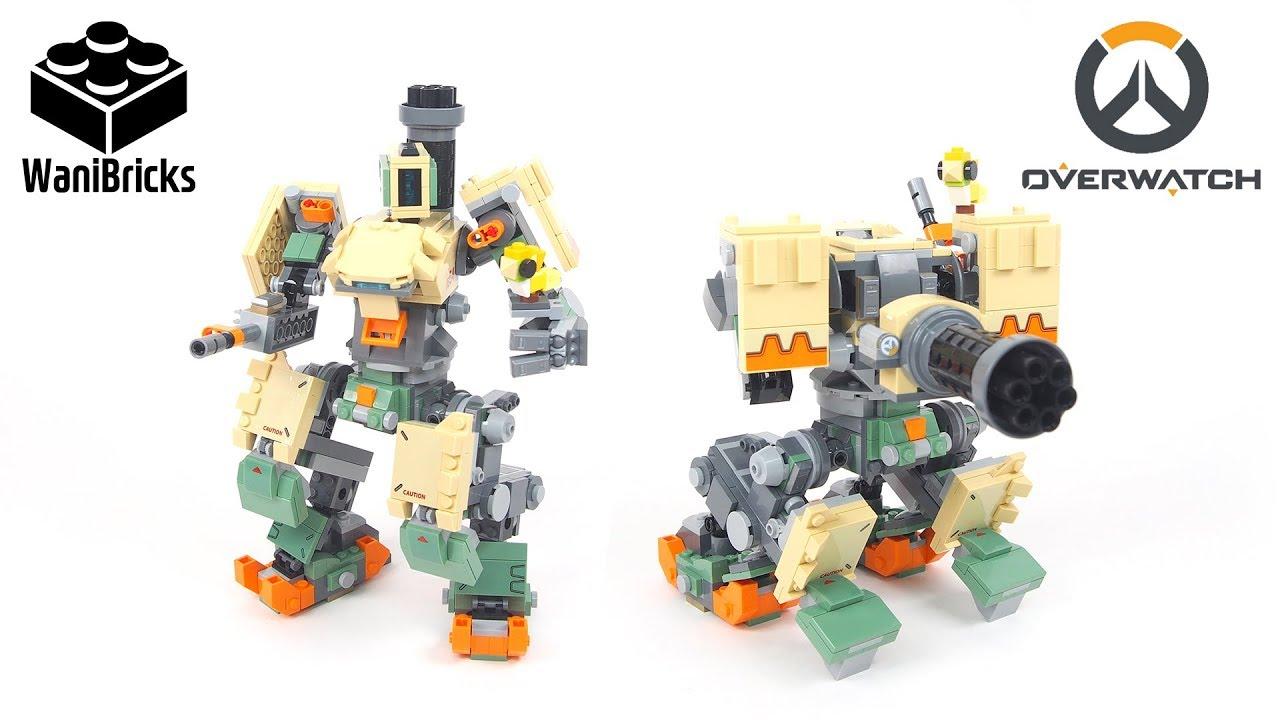 LEGO® Overwatch Bastion 75974