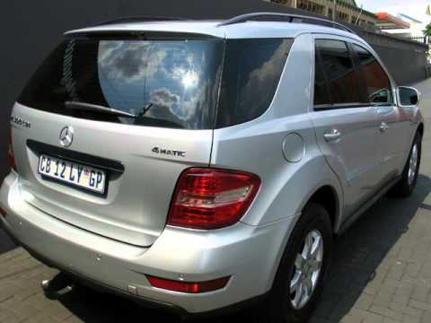 2010 Mercedes Benz M Class Ml 350 Cdi 4matic A T Auto For Sale On