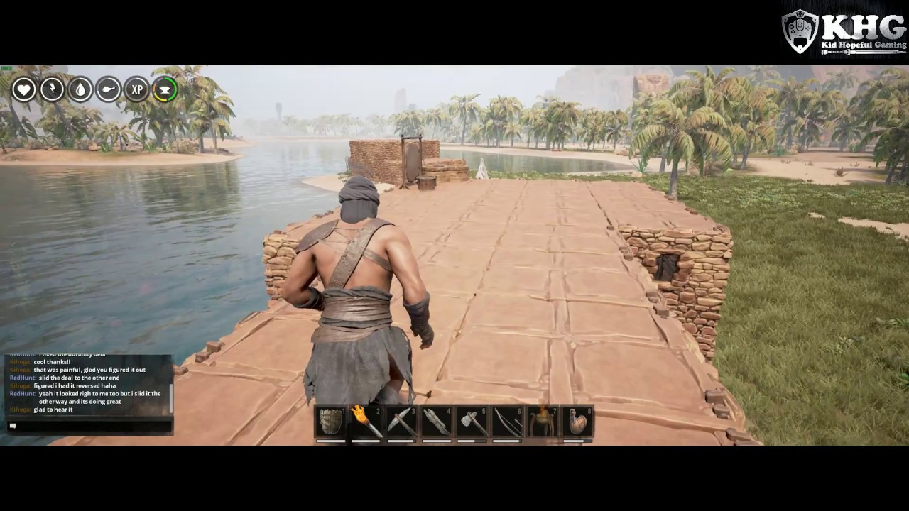 how to get coal in conan exiles