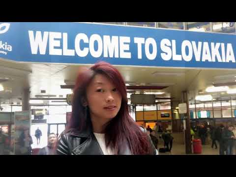 Travel vlog# Trip to Bratislava(Slovakia) 🇸🇰
