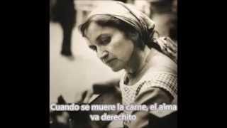 Violeta Parra - Rin del Angelito | Letra