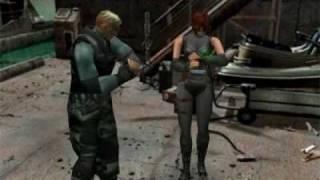 Dino Crisis 2 [PC] walkthrough part 10