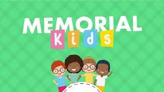 Memorial Kids - Tia Sara - 02/10/2020