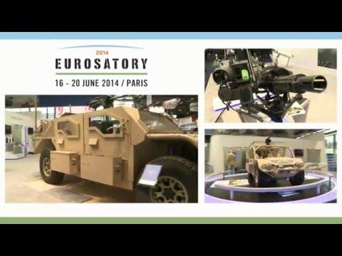 Eurosatory 2014 BAMG Communication