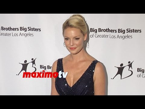 Katherine Heigl | 2014 Big Bash Gala | Red Carpet | State of Affairs
