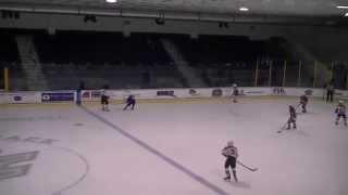 PAL v IslandersHC  09/12/14   2nd period