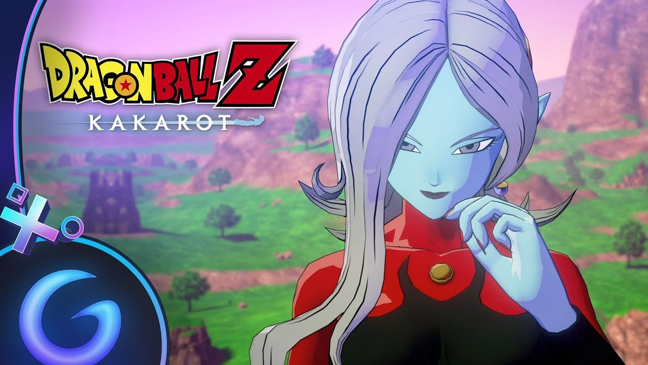 DRAGON BALL Z KAKAROT : Mira et Towa (Boss Secret)