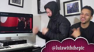 Bella Remix, Wolfine y Maluma - Video Oficial (reacción)