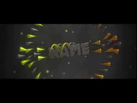 FREE INSANE AWESOME SYNC INTRO TEMPLATE! (Blender Only) #212