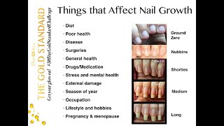 (part 6 of 9) join us for longer, stronger nails! learn the top 12 things that could be affecting your nail health and growth. order bliss kiss products - ww...