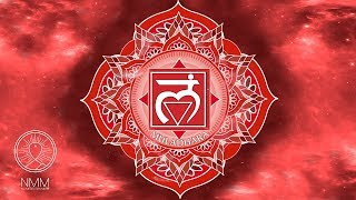 Root Chakra Sleep Meditation: Ease Depression & Anxiety, Support Calm Energy