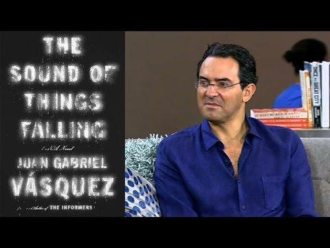 Juan Gabriel Vásquez Interview at 2015 National Book Festival
