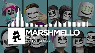 Marshmello Alone Slushii Remix Monstercat EP Release