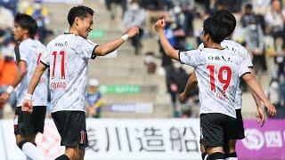 FC今治vsロアッソ熊本 J3リーグ 第1節