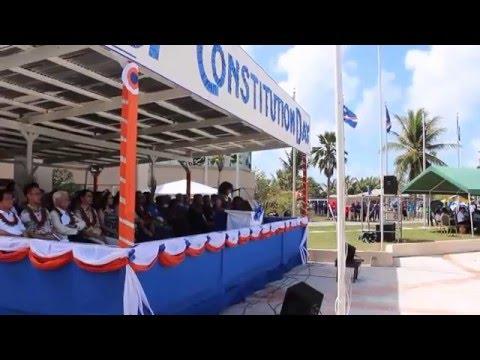 RMI President Dr Hilda C Heine remarks on RMI Constitution Day 2016 May 1