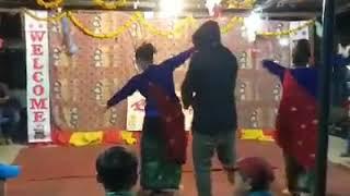 Gambar cover Ghintang Ghintang madal bajda. Nepali Cover Dance .Siurung Lamjung