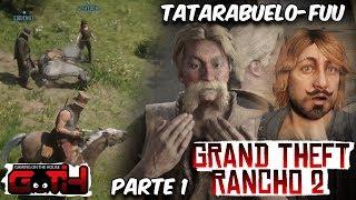 EL ANTEPASADO-FUUU Y LA LOCA CULIA ! Parte 1 Red Dead Redemption 2 Online en Español - GOTH