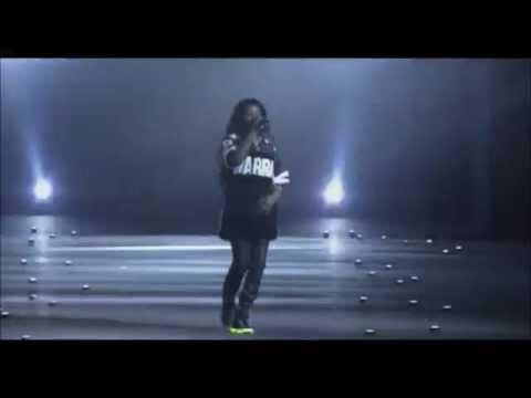 Azealia Banks - Heavy Metal And Reflective - Milan Fashion Show