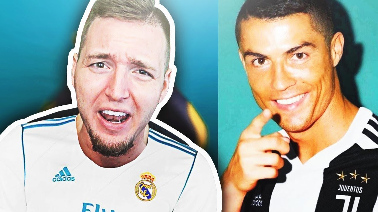 REAL MADRID FAN REACTION TO SELLING CRISTIANO RONALDO TO JUVENTUS