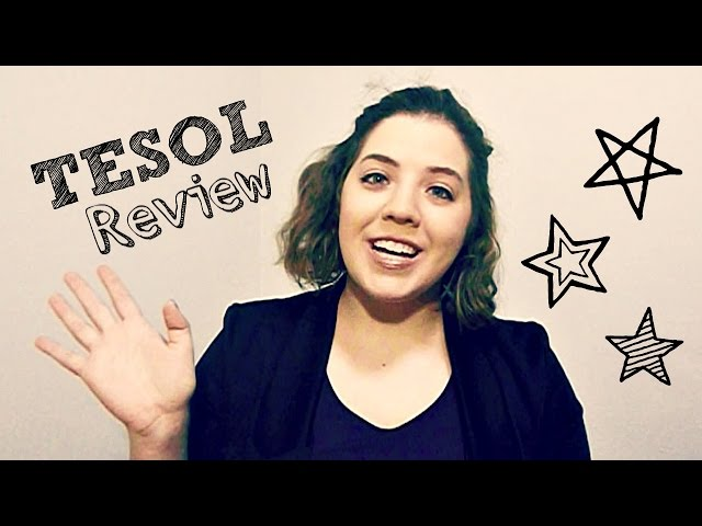 My TESOL Experience