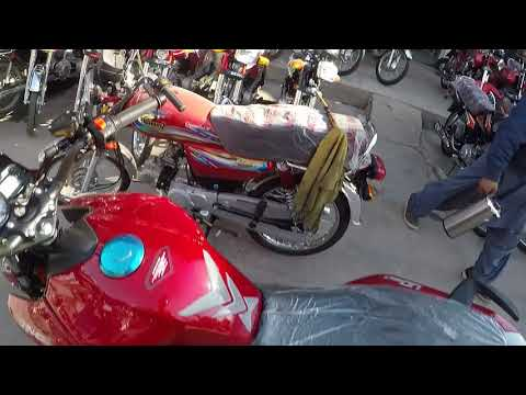 Riding Unique Tornedo 150 for the first time  in Rawalpindi Motorcycle Market