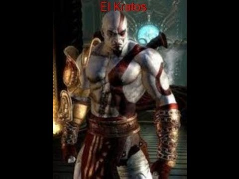 El Rap Del Kratos God Of War Videos De Viajes