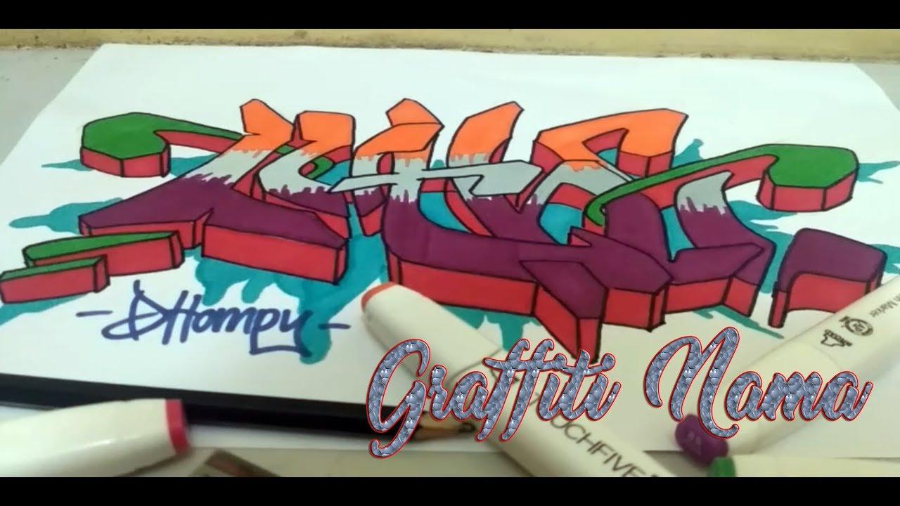 Unduh 65+ Gambar Grafiti Lutfi Paling Bagus Gratis