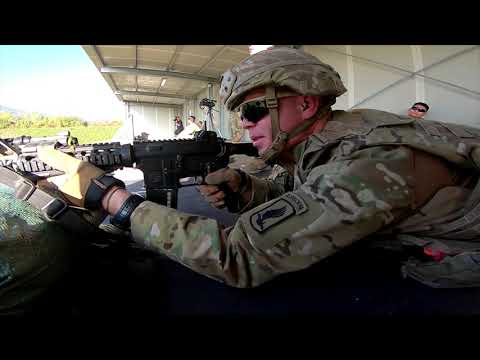 New Army Rifle Qualification And Training Strategy Overview