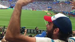 Матч Франция Аргентина 1 8 финала 4 3 30 06 2018 Перед началом матча