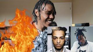 "Joey Badass & XXXTentacion ""King's Dead Freestyle"" (Kendrick Lamar Remix) Reaction"