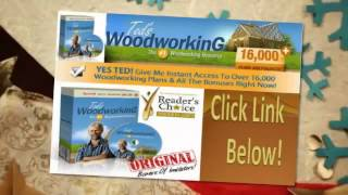 Teds Woodworking 16,000 Woodworking Plans Projects - Projects & Woodworking Plans