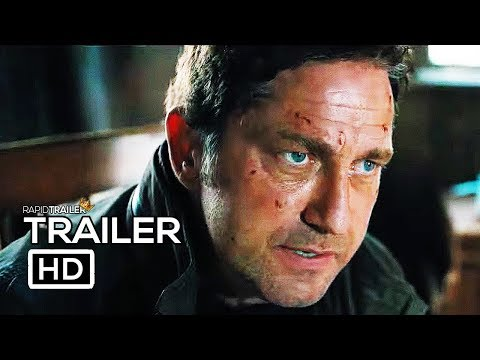 ANGEL HAS FALLEN Official Trailer #2 (2019) Gerard Butler, Morgan Freeman Movie HD