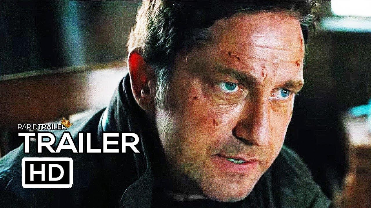 Angel Has Fallen Official Trailer 2 2019 Gerard Butler Morgan Freeman Movie Hd Youtube
