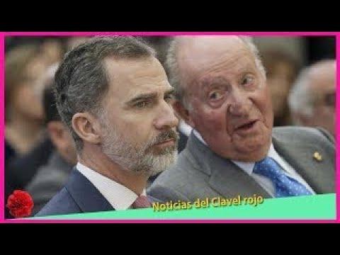 Un error de Casa Real 'quita el trono' de España al Rey Felipe para devolvérselo al Rey Ju