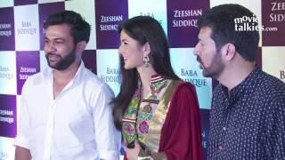 Salman, Katrina Kaif At Baba Siddiqui Iftar Party 2016