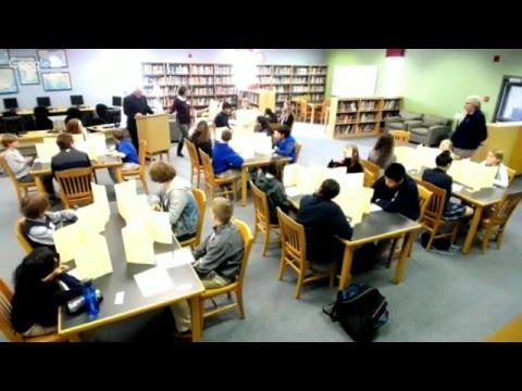 MDS Tech: Middle School Regional Spelling Bee